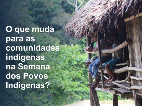 Povo Jamamadi Deni, comunidade do Tocimão-Terra Indígena Inauiní Teuiní (AM)
