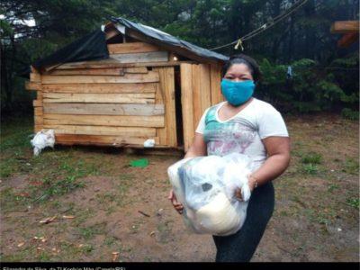 Segurança alimentar para garantir a vida dos povos indígenas