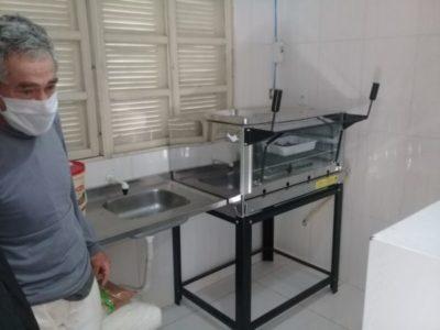 Empreendimentos familiares recebem equipamentos e incrementam a produção para as feiras da região