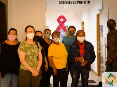 Mulheres de empreendimentos econômicos solidários  tomam posse no Conselho Municipal de Economia Solidária de São Leopoldo (RS)